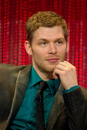 Joseph Morgan (actor) - Morgan at PaleyFest 2014 for The Originals