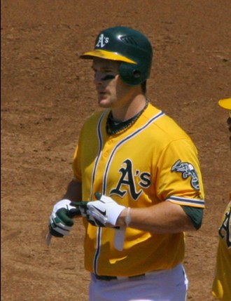 Josh Willingham - Willingham with the A's in 2011