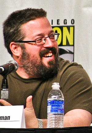 Josh Friedman - Josh Friedman at WonderCon, February 2008