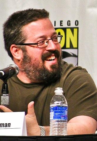 Josh Friedman - Josh Friedman at WonderCon, February 2008