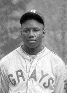 Josh Gibson American baseball player