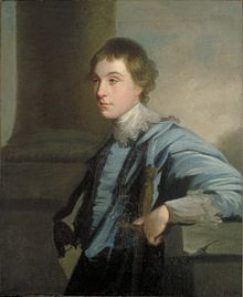 Joshua Reynolds - Lord Charles Spencer (1740-1820), Second son of the Third Duke of Marlborough - Google Art Project.jpg