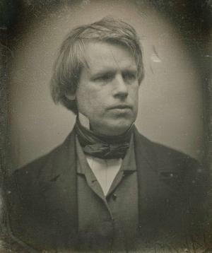 Josiah Johnson Hawes - Josiah J. Hawes, c. 1850-1855