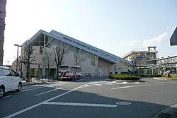 Joyo Station east entrance.jpg