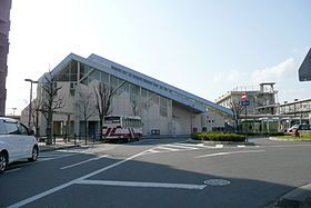 Joyo Station east entrance.jpg