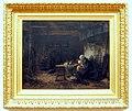 Jozef Israëls (1824-1911), De verkwikking, 1887, Olieverf op doek.JPG