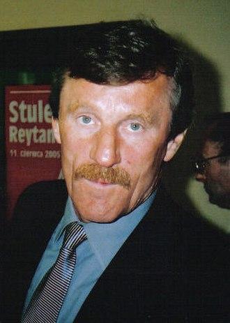 Józef Młynarczyk - Image: Jozef Mlynarczyk