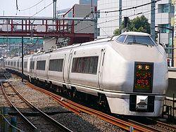 常磐線 651系による特急「スーパーひたち」運転開始