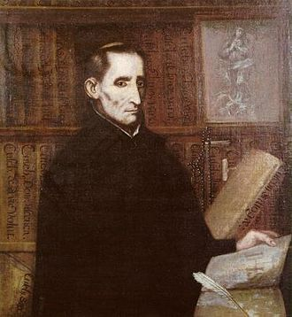 Juan Eusebio Nieremberg - Juan Eusebio Nieremberg.