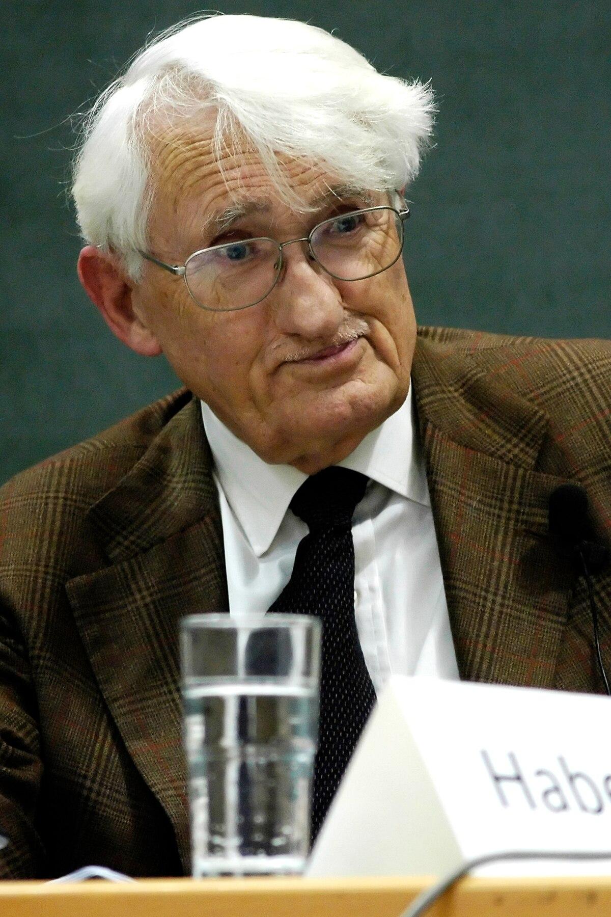 Jürgen habermas: we are stuck in a political trap