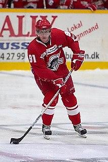 Juha Riihijärvi Finnish ice hockey player