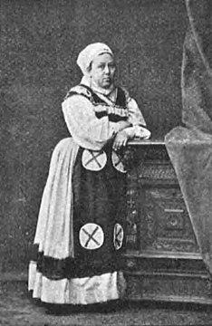 Julia Laquet - Tooneel-herinneringen (1900)