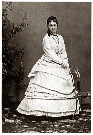 Julia, Princess of Battenberg - Julia in middle age