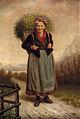 Julius Hamburger - Bäuerin mit Buckelkorb 1892.jpg
