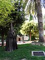 Jumilla. Jardín de las Ranas.JPG