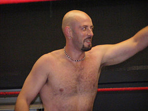 Justin Credible - Image: Justin Credible in ACW