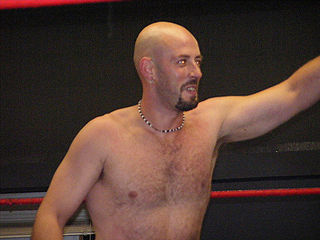 Justin Credible American professional wrestler