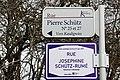 Käerjeng, Bascharage. Rue Pierre Schütz (Rue Josephine Schütz-Rumé).jpg
