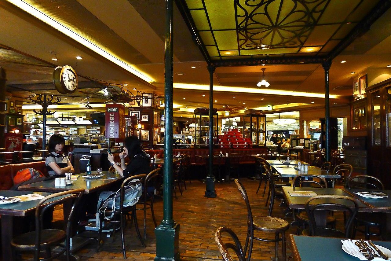 Wolfgang Puck Restaurant Downtown Disney