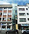 Köln - Eigelstein schmalstes Haus.JPG