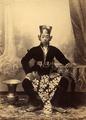 KITLV 408059 - Kassian Céphas - The crown prince of Yogyakarta Pangeran Adhipatti Anom Amengkoenegoro - Around 1895.tif