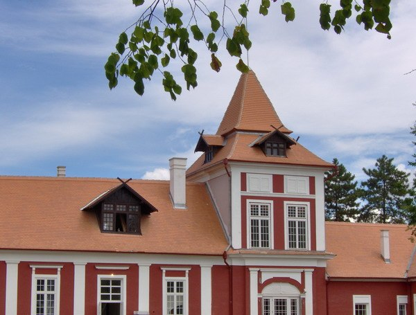 Kaštel Castle, Ečka, Vojvodina, Serbia - 20070706