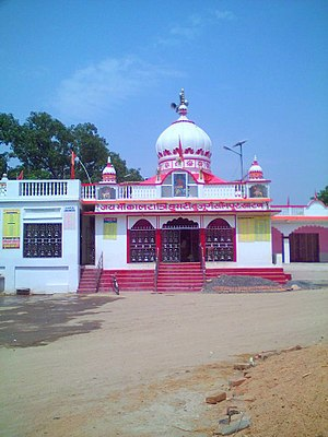 Nayagaon, Bihar - Kaalratri Temple Dumri Buzurg Nayagaon Saran Bihar