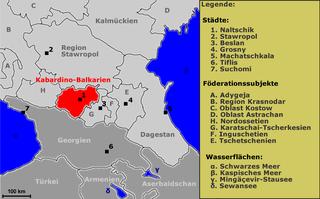 Deportation of the Balkars