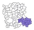 Kadiri revenue division in Anantapur district.png