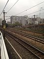 Kagoshima Main Line near Kyushu Sangyo University.jpg