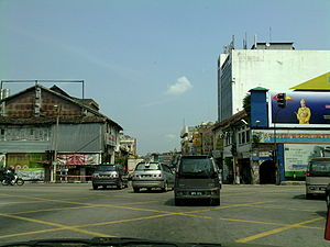 Kajang Old Town Main Junction