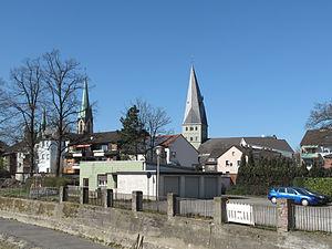Kamen, die Stadt