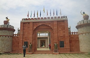 Kanaka Dasa - Kanaka Dasa Fort and Palace, Baada