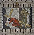 Kapel, een van de veertien kruiswegstaties, statie 3- Jezus valt voor de eerste keer onder het kruis - Rosmalen - 20332354 - RCE.jpg