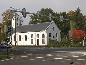 Huis ter Heide, Utrecht - Image: Kapel Zeist langs N237