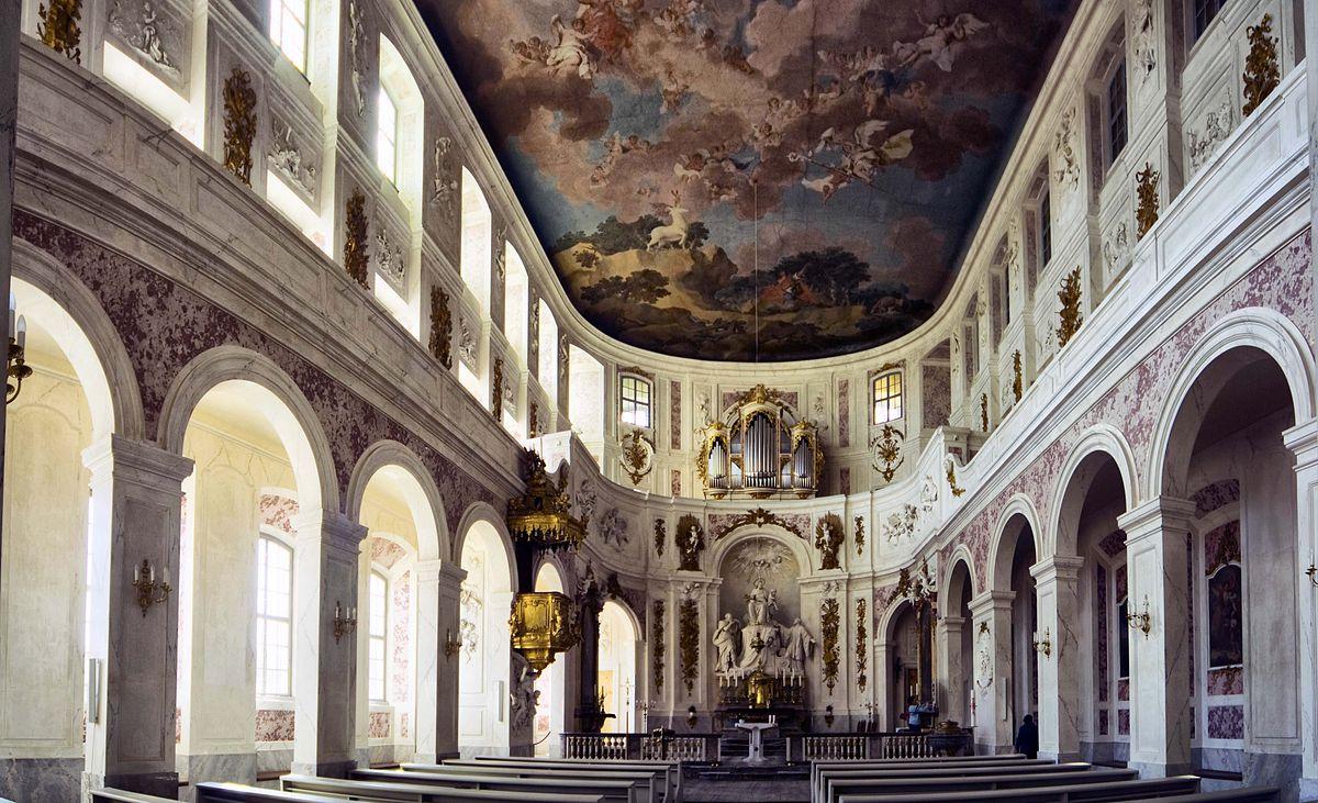 Schlosskapelle Hubertusburg Wikipedia