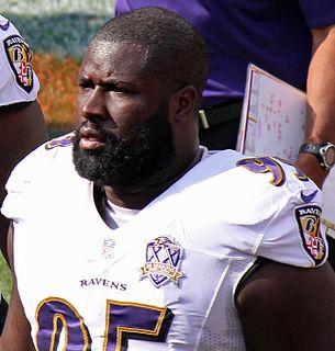 Kapron Lewis-Moore American football defensive end