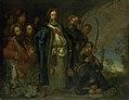 Karel van III Mander - Et tatarisk gesandtskab på besøg i København - KMSsp796 - Statens Museum for Kunst.jpg