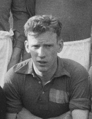 Karl-Erik Andersson - Karl-Erik Andersson in 1952