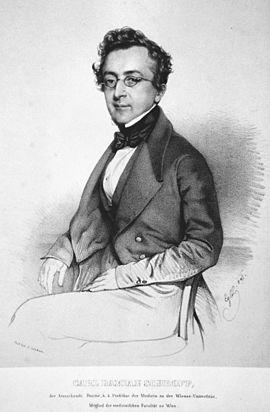 Karl Damian von Schroff