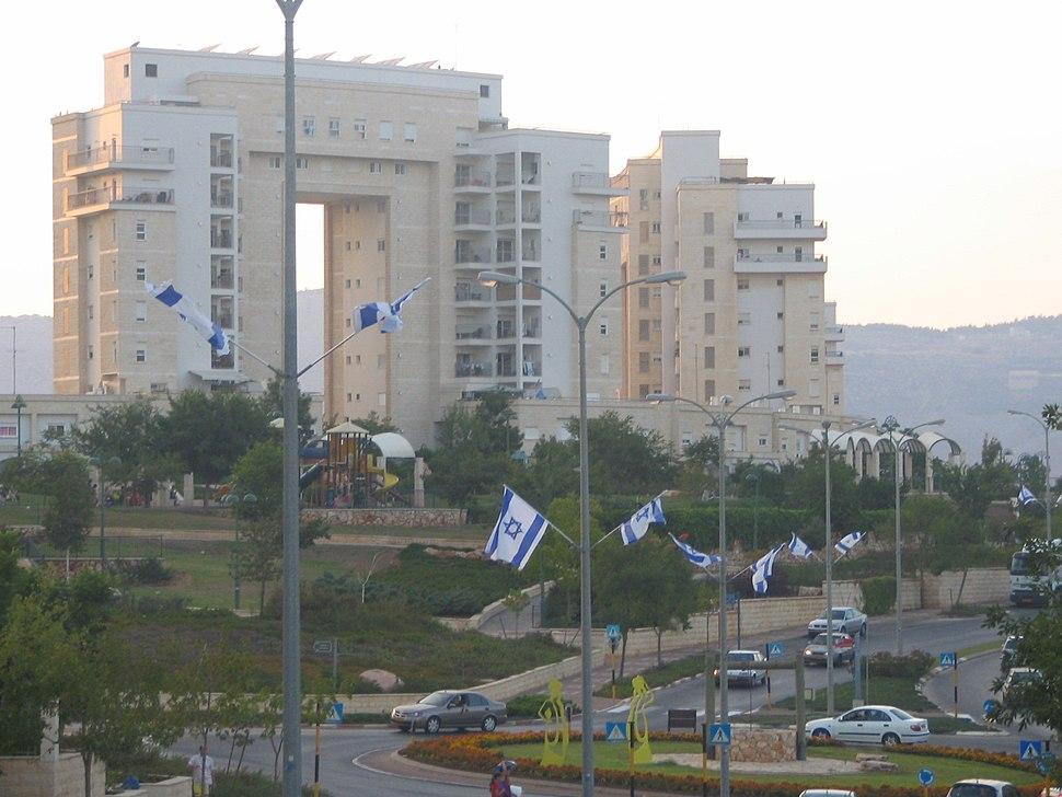 Karmiel Ramat-Rabin district September 2006