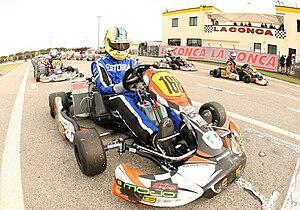 Rotax Max Challenge - Racing kart