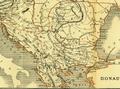Karte aus dem Buch Römische Provinzen von Theodor Mommsen 1921 16n.png