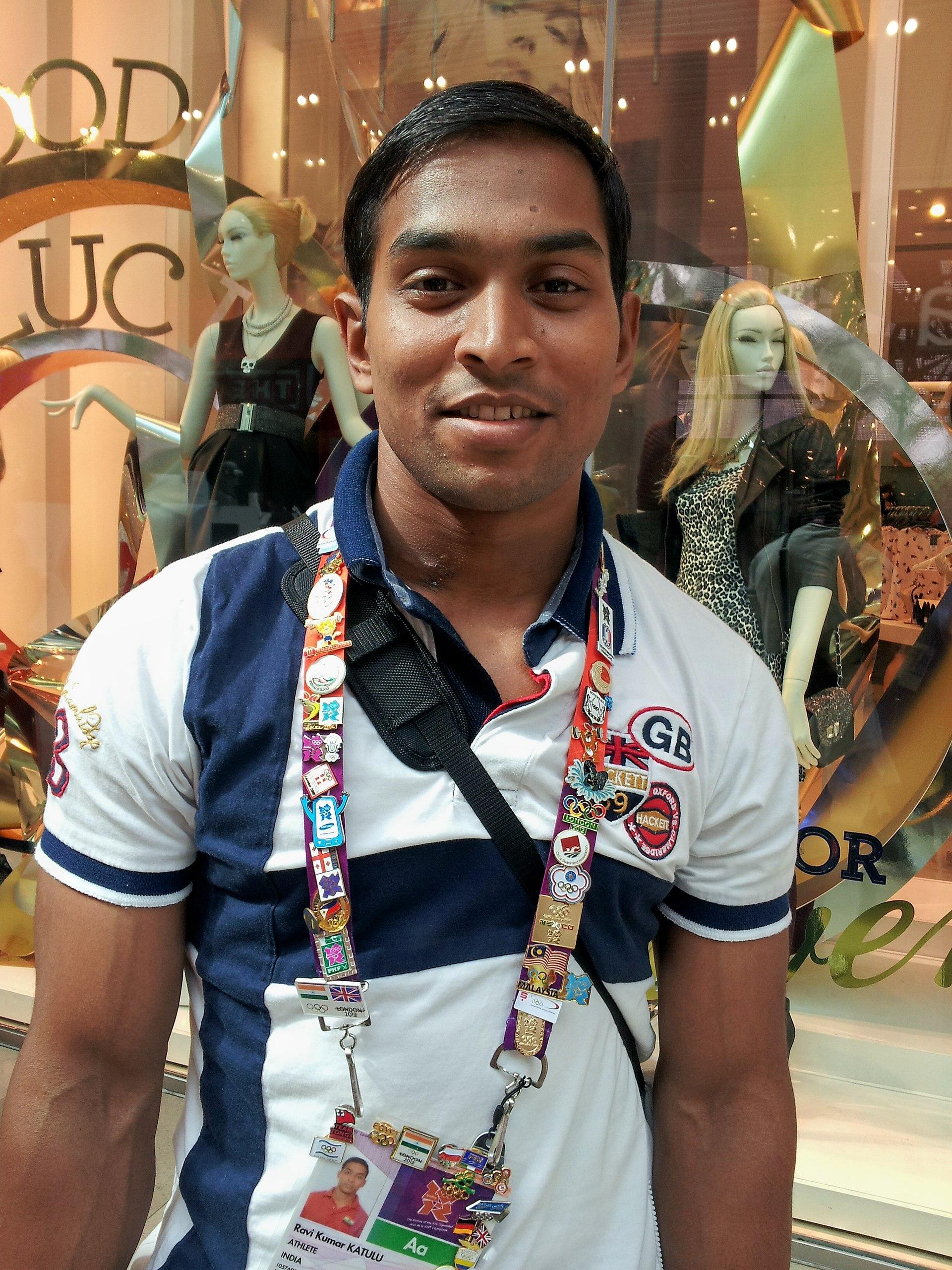 Katulu Ravi Kumar - Wikipedia
