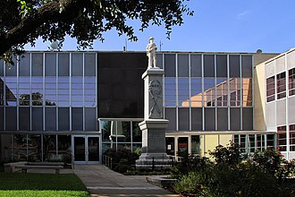 Kaufman County, Texas - Image: Kaufman county tx courthouse