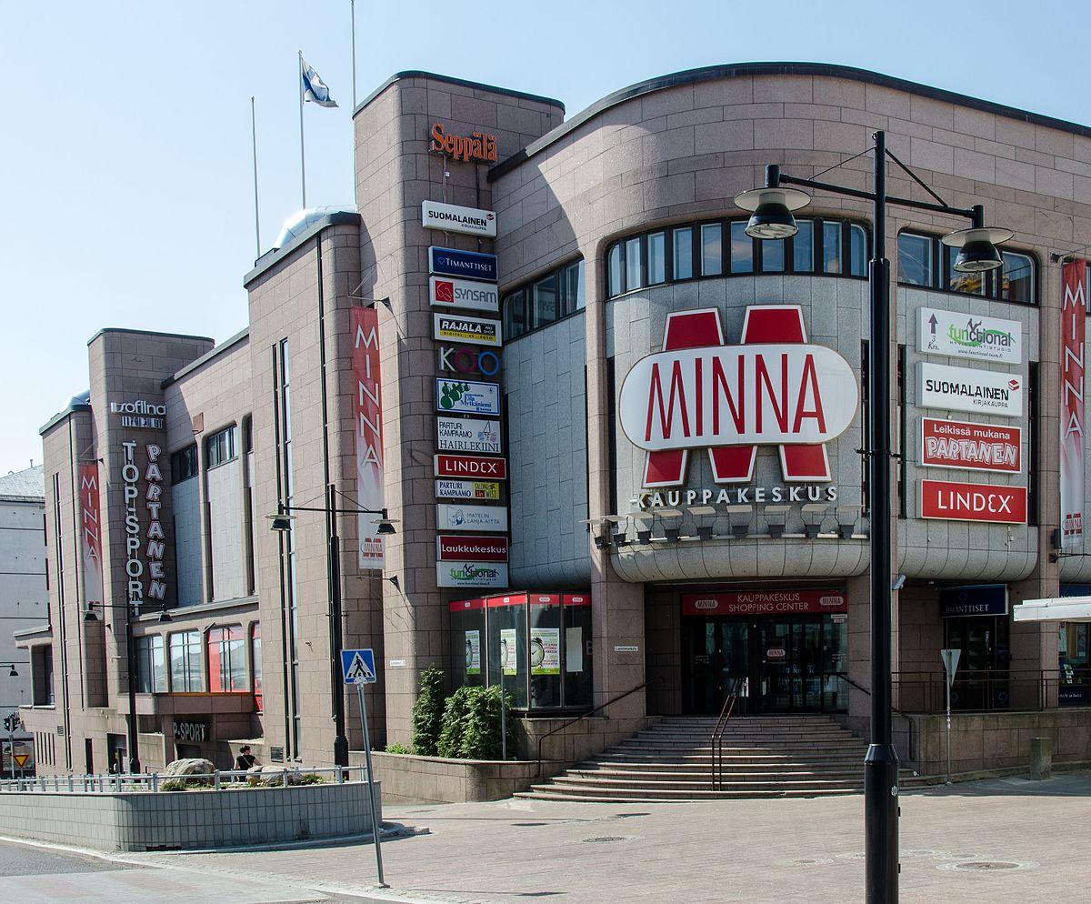 Kauppakeskus Minna Kuopio