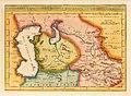 Kazakhstan. Bellin, Nicolaus. Leipzig, Merkur, 1749.jpg