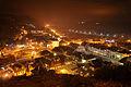 Kazimierz dolny 26-12-2013 widok z Góry Trzech Krzyży.jpg