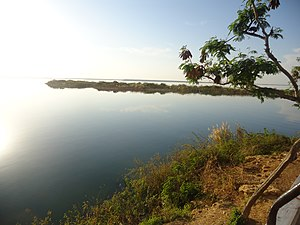 Thatta - Thatta is located near the Keenjhar Lake.