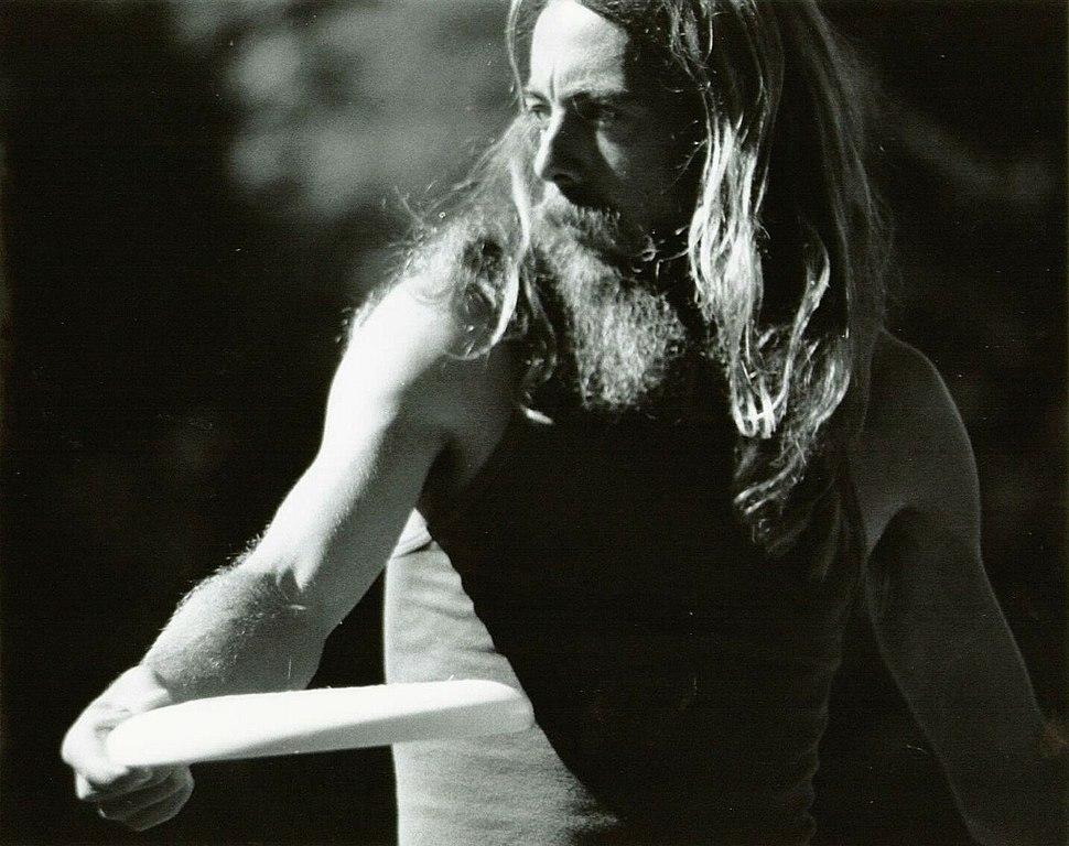 Ken Westerfield Santa Cruz Ca. 1977